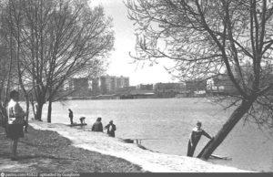 Большой Перовский пруд 1971
